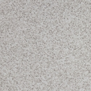 Tandem 40mm curved edge light grey particles laminate worktop