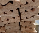 25x75 Redwood Ogee Architrave